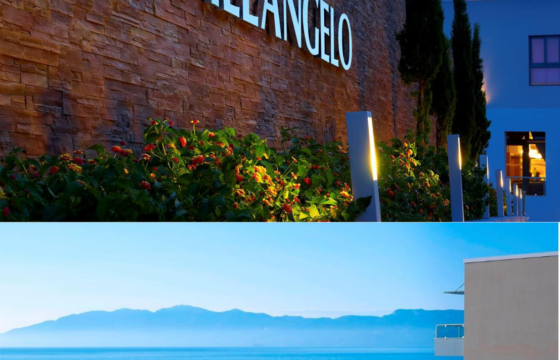 "HOTELS  ""MICHELANGELO RESORT & SPA"" , ""DIMITRA BEACH HOTEL"""