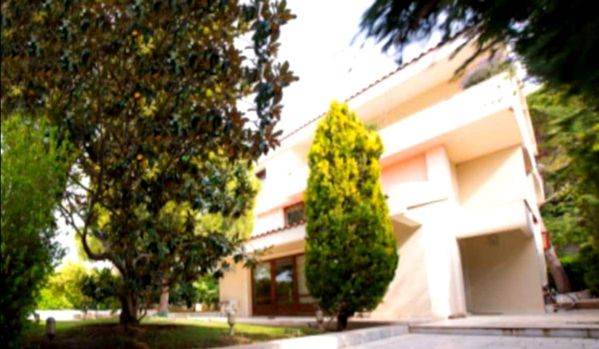 Detached House No.32 in Alimos