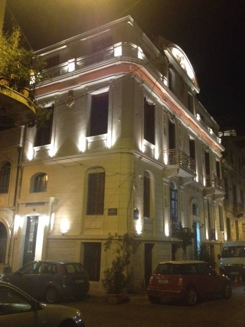 Building No.170 in Monastiraki (Psyrri)