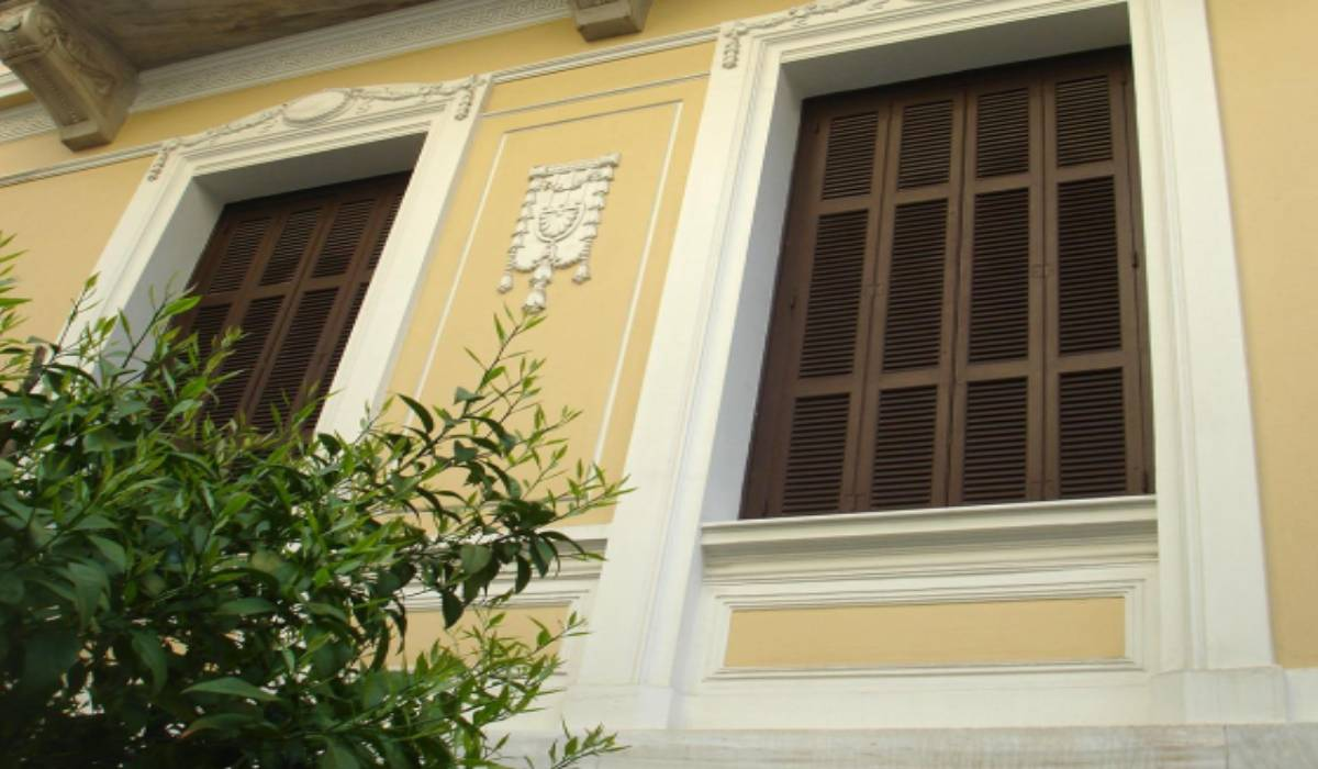 Building No.183 in Center of Athens